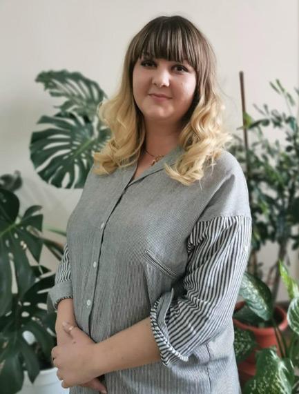 Режиссёр народного театра «Ветер перемен» Урупского РДК Алёна ФРОЛОВА.