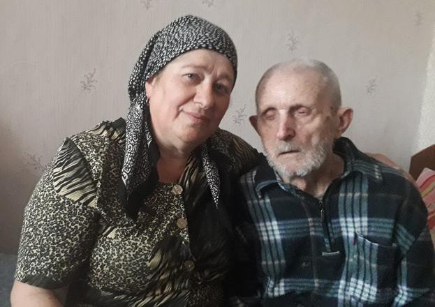 Лиана ЕПХИЕВА и Александр Иванович ГАРАНЖА