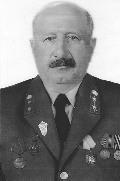 Заслуженный лесовод КЧР Таучу ХАПАЕВ