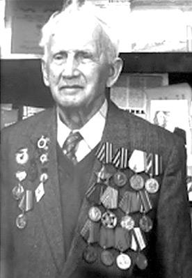 Поэт-фронтовик Алим ХАНФЕНОВ