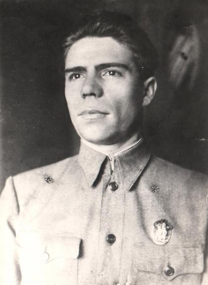 Геннадий Максимович ВОРОБЬЕВ