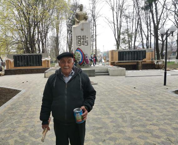 Станичник Иван БОСОВ: «Мы выполнили свой сыновний долг перед памятью павших»