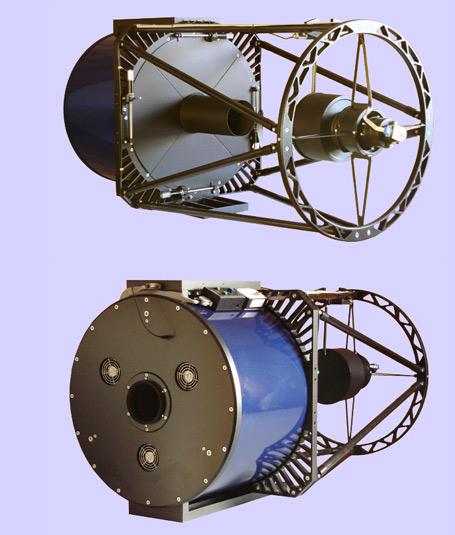 Полуметровый телескоп от производителя АСТРОСИБ