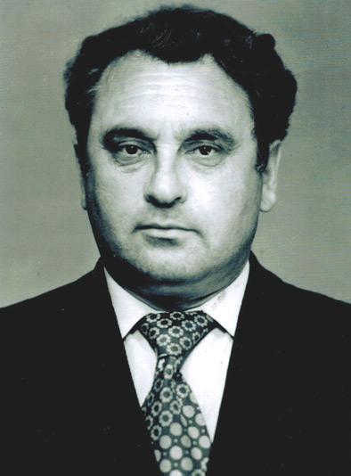 Заслуженный работник культуры РФ Халис ДИНАЕВ