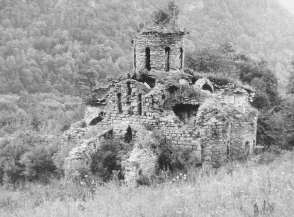 Южный храм-часовня. Общий вид, южный фасад