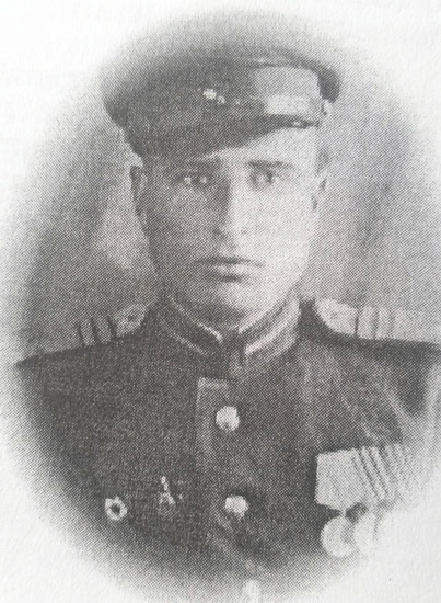 Старший сержант Дмитрий Алексеевич БАСАНЦОВ