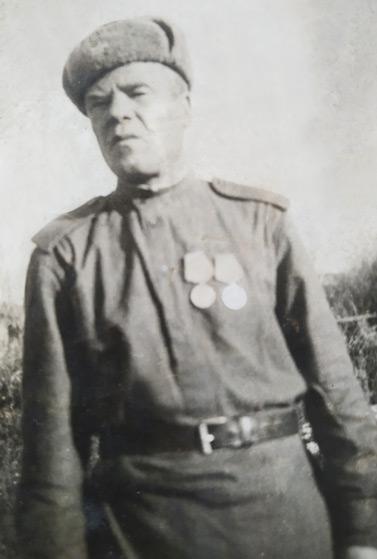 Николай Петрович ПРЫТКОВ