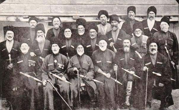 Первые поселенцы селения Лаба (первоначальное название с. Коста Хетагурова)