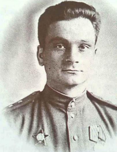 Капитан Трофим Степанович КАРГИНОВ