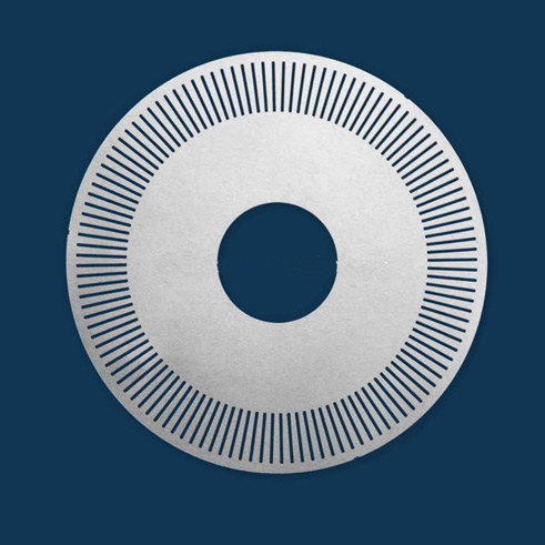 Кодовый диск датчика измерения угла поворота