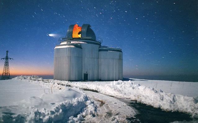 Цейсс-1000 - 1-метровый телескоп САО РАН