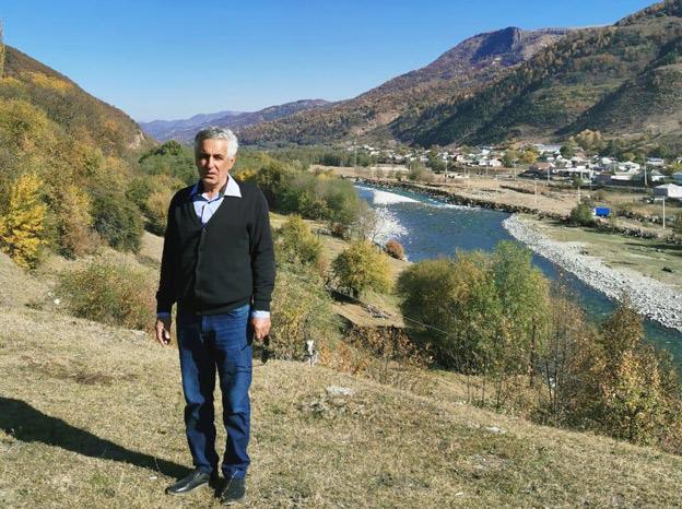 Автор книги Рашид КОЧКАРОВ