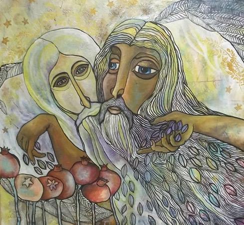 Венера ВАЛЕВСКАЯ «Каждому по делам его»