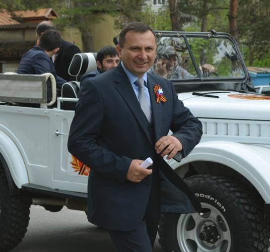 Начальник отдела культуры КГО Шамиль Хубиев
