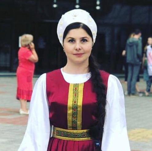 Лауреат всероссийских и международных конкурсов Фатима АЗАМАТОВА