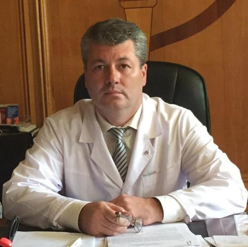 Главный врач Карачаевской ЦГРБ Казбек МУТЧАЕВ