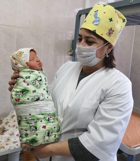 Зав. родильным отделением врач высшей категории Софья БОСТАНОВА: «Рожайте на здоровье»