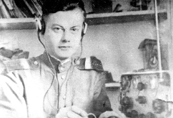 К осени 43-го Евграф ЛАПКО уже радист РБМ-ки «полевой батальонной»