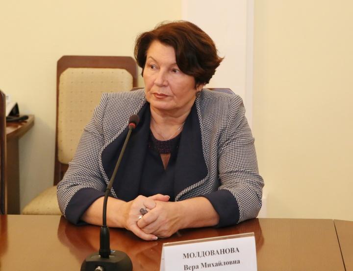 Вера Молдованова