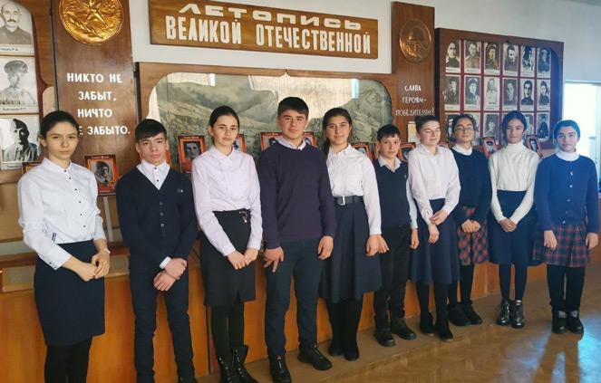 Школьный музей - средоточие патриотического воспитания
