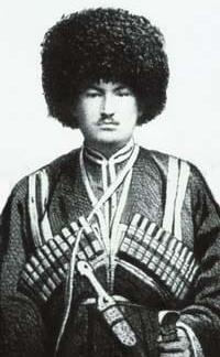 Сын легендарного имама Шамиля - Мухаммад-Шафи