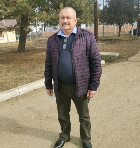 Глава администрации Кардоникского СП Анатолий БАГАНЦОВ