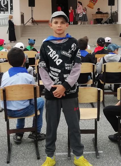 Артем КИРЕЕВ: «Хочу освоить карачаевский язык»