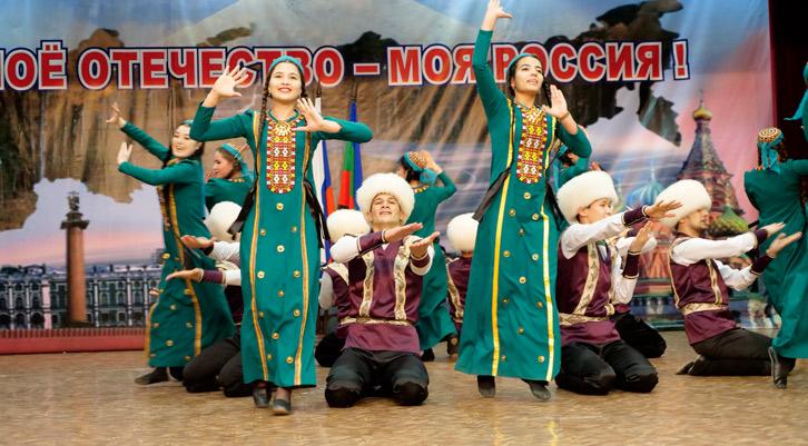 Фольклорно-этнографический ансамбль «Каракум»