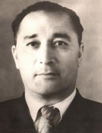 Ученый-лингвист Умар Баблашевич АЛИЕВ (1911 - 1972)